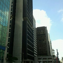 Photo taken at Banco Central do Brasil (BACEN) by Luiz K. on 6/26/2012