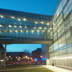 Photo taken at Scott Laboratory (SO) by Will N. on 2/23/2012