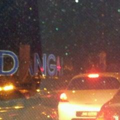 Photo taken at Danga Bay by Lisa A. on 2/11/2012