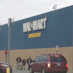 Photo taken at Walmart Supercenter by Juan V. on 3/4/2012