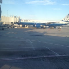 Photo taken at Gate 201 by Scott D. on 7/19/2012
