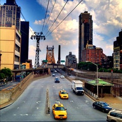 Photo taken at Ed Koch Queensboro Bridge by Jeffrey P. on 7/1/2012