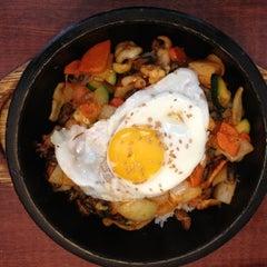 Photo taken at Dolsot House | K-Town BBQ Korean Restaurant by Chih-Han C. on 5/18/2012