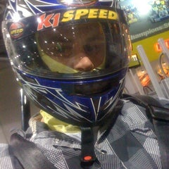 Photo taken at K1 Speed Anaheim by Kevin K. on 3/2/2012