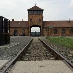 Photo taken at Muzeum Auschwitz-Birkenau by Prat P. on 9/4/2012