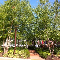 Photo taken at The Shops at Atlas Park by David C. on 8/4/2012