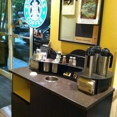 Photo taken at Starbucks by Tim K. on 3/1/2012