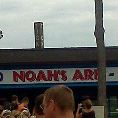 Photo taken at Noah's Ark Waterpark by Heather K. on 8/15/2012