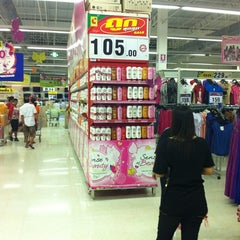 Photo taken at Big C (บิ๊กซี) by Chubphong T. on 3/22/2012