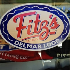Photo taken at Fitz's by Megan S. on 3/6/2012