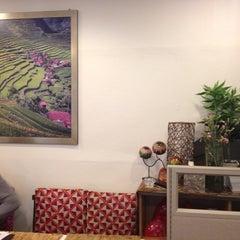 Photo taken at Kusina - Filipino Restaurant by A Roco O. on 4/15/2012