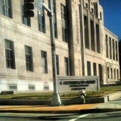 Photo taken at US District Courthouse by North Carolina on 4/26/2012