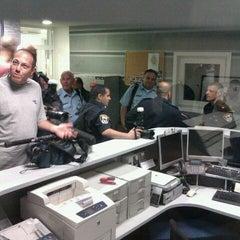 Photo taken at Tel Aviv District Police HQ by Rafi M. on 5/18/2012