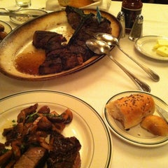 Photo taken at Wolfgang's Steakhouse by Tiana J. Kim on 7/15/2012