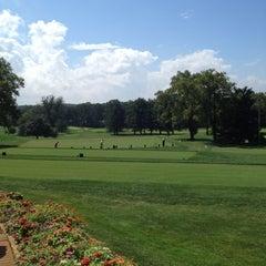 Photo taken at Tavistock Country Club by Michael M. on 8/27/2012