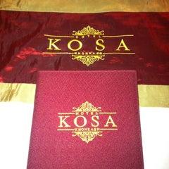 Photo taken at โรงแรมโฆษะ (Kosa Hotel) by zu-za a. on 3/19/2012