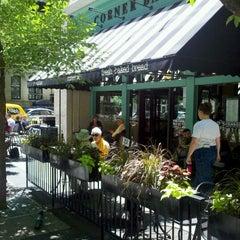 Photo taken at Corner Bakery Cafe by David R. on 6/7/2012
