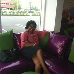 Photo taken at CUPS Frozen Yogurt by LaQuanna S. on 5/27/2012