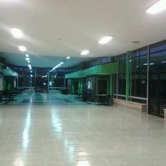 Photo taken at Universidad del Bío-Bío, Campus Fernando May by Alexis R. on 5/25/2012