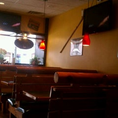 Photo taken at The Dog House Restaurant by Rich S. on 4/22/2012