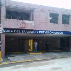 Photo taken at Secretaría del Trabajo y Previsión Social by Juan Carlos A. on 8/23/2012