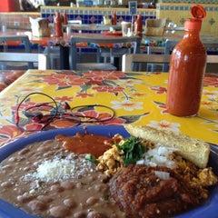 Photo taken at Mijita Cocina Mexicana by David W. on 3/7/2012