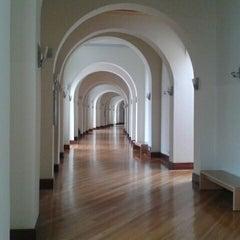 Photo taken at Museo de Arte Contemporaneo by Luis V. on 5/6/2012