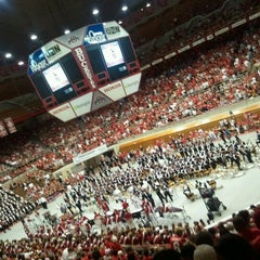 Photo taken at St. John Arena by Mike M. on 9/1/2012