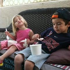 Photo taken at Yumberi Yogurt by Kelly C. on 5/26/2012
