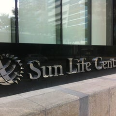 Photo taken at Sun Life Centre by Juan E. on 7/6/2012