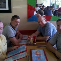 Photo taken at Bongo Johnny's Patio Bar and Grille by Truck D. on 2/25/2012