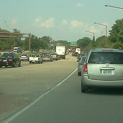 Photo taken at Interstate 440 by Tazzette B. on 8/24/2012