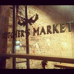 Photo taken at Butcher's Market by Sabota T. on 9/12/2012