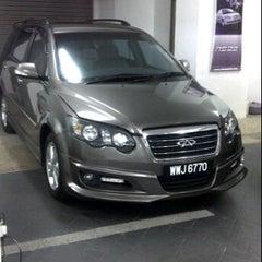 Photo taken at Chery Automobile (M) Sdn. Bhd. by azizi•KЯB™ on 2/22/2012