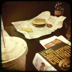 Photo taken at McDonald's by Frédéric M. on 7/1/2012