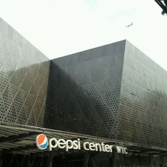 Photo taken at Pepsi Center WTC by Noel on 5/3/2012