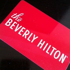 Photo taken at The Beverly Hilton by John R. on 8/13/2012
