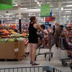 Photo taken at Walmart Supercenter by Tom L. on 7/21/2012