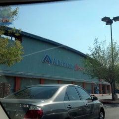 Photo taken at Albertsons by John M. on 8/11/2012