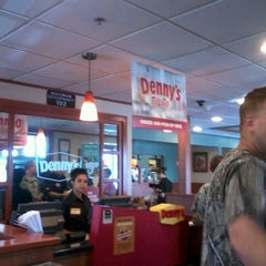 Photo taken at Denny's by Jamie B. on 7/12/2012