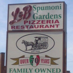 Photo taken at L&B Spumoni Gardens by James M. on 5/12/2012