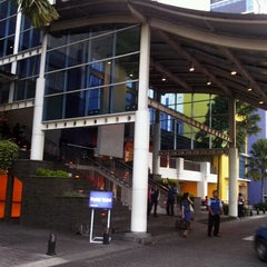 Photo taken at Surabaya Town Square (SUTOS) by Acoex P. on 7/9/2012