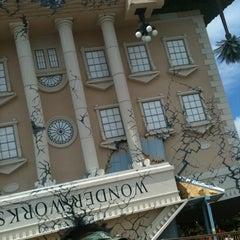 Photo taken at WonderWorks by Ashley F. on 9/7/2012