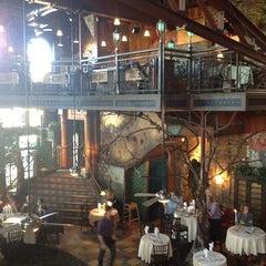 Photo taken at Loring Pasta Bar by Bart H. on 4/8/2012