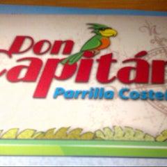 Photo taken at Don Capitán San Mateo by José Luis V. on 8/2/2012
