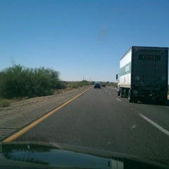 Photo taken at I-10 South by Rich M. on 6/7/2012