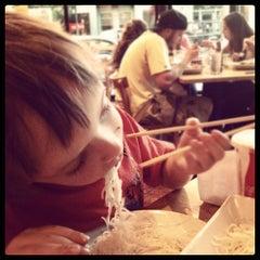 Photo taken at Penny's Noodle Shop by Tim K. on 6/9/2012