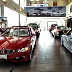 Photo taken at Ralph Schomp BMW by Kevin F. on 6/8/2012