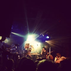 Photo taken at The Corner Hotel by Amanda D. on 9/9/2012