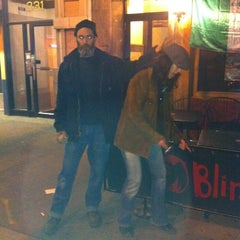 Photo taken at Blind Pig by Bill B. on 3/18/2012